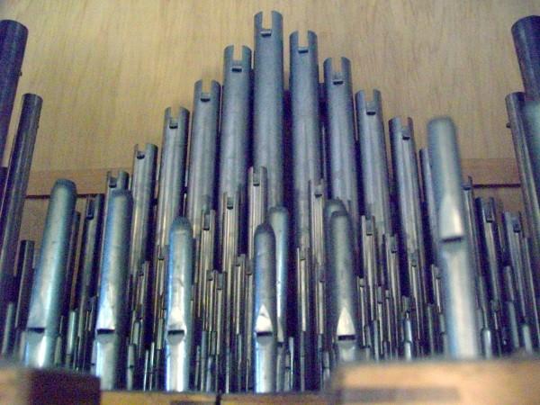 Orgelpfeifen